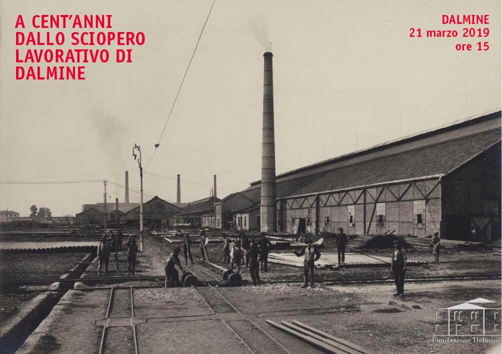 """Convegno """"A cent'anni dallo sciopero lavorativo di Dalmine"""""""