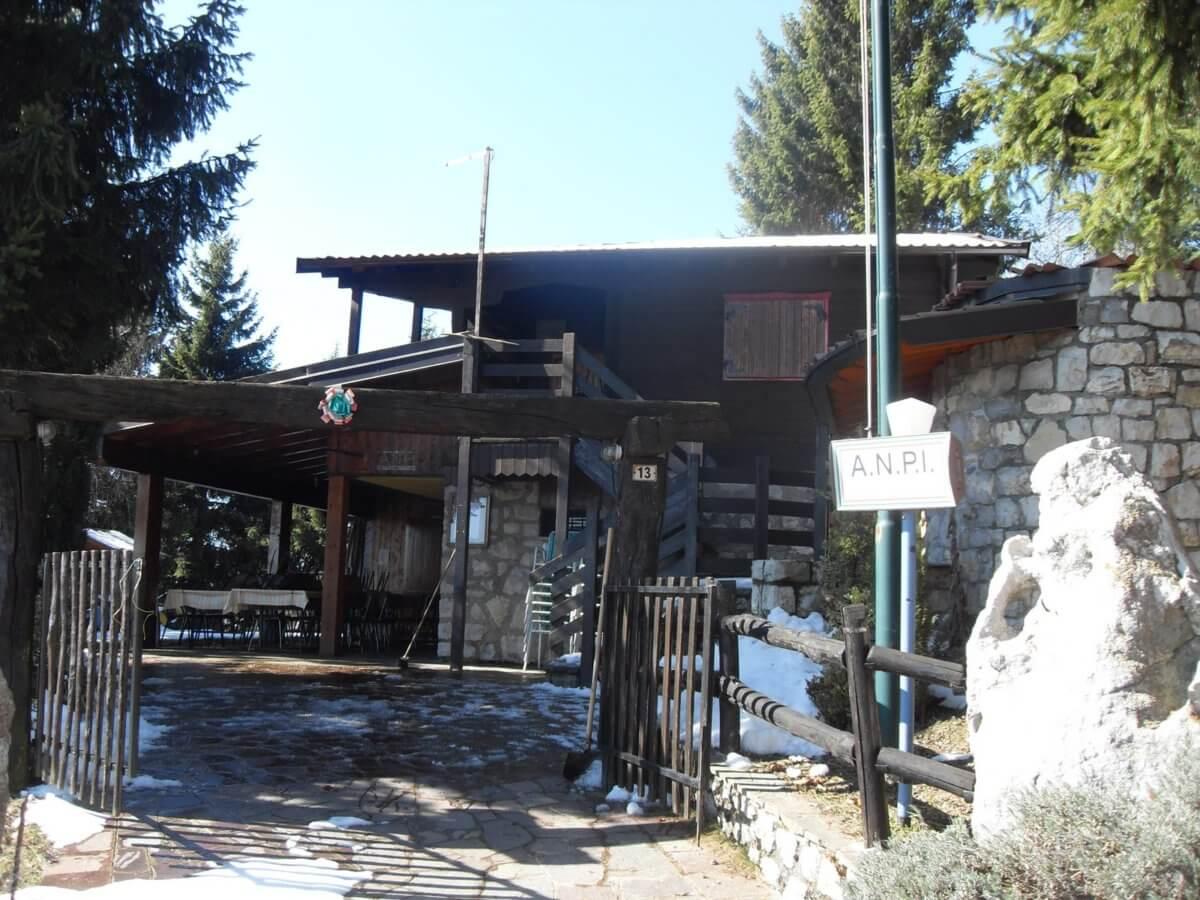 """Visita al museo """"Casa La Resistenza"""" ai Colli di San Fermo"""